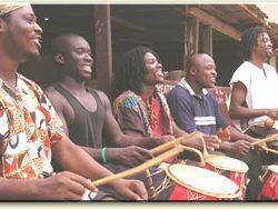 Akan Drums